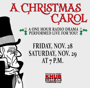 Past Events A Christmas Carol